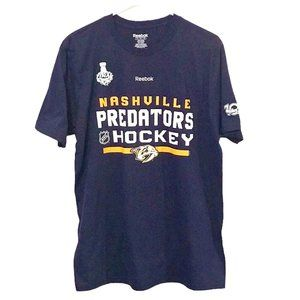 Reebok Nashville Predators Hockey Tee